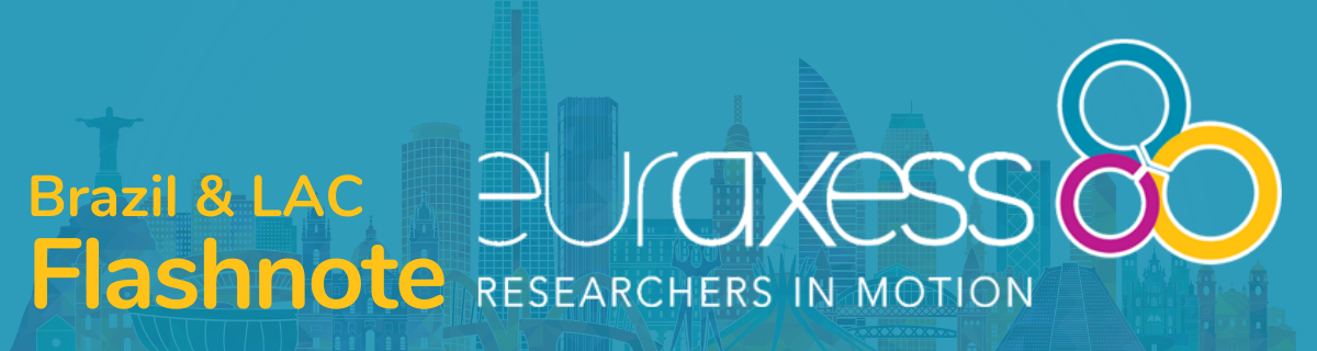 EURAXESS Brazil & LAC calls MSCA fellows and offers scholarships