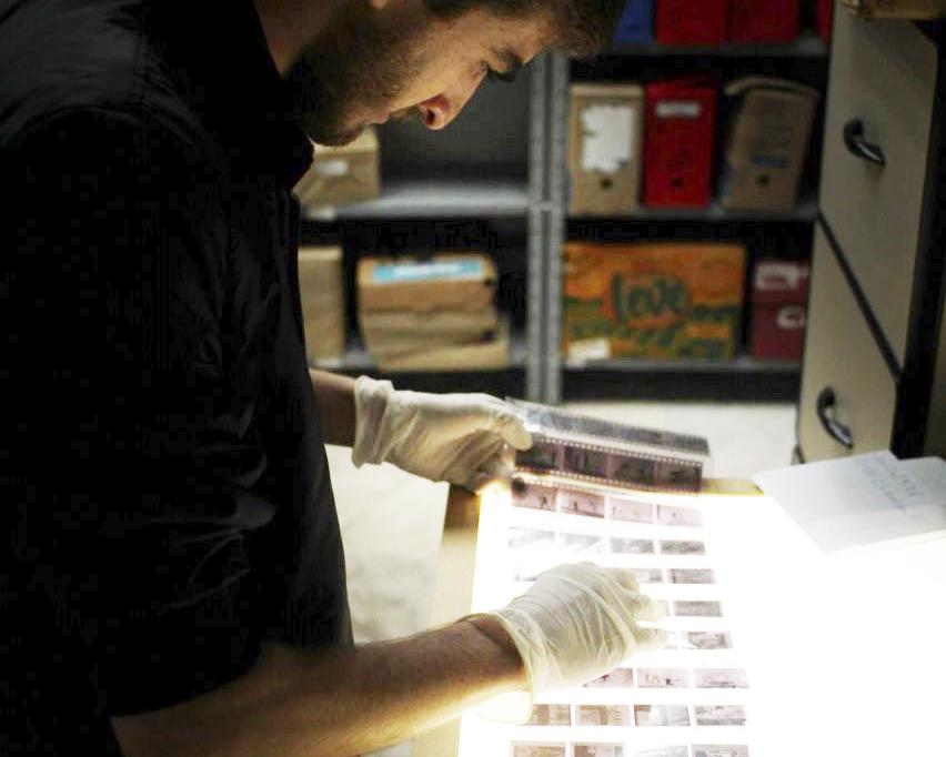 Museu da UEPG organiza acervo de 200 mil imagens do Foto Elite