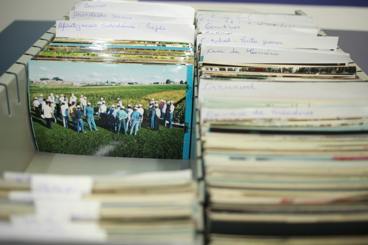 O fotojornalismo de Ponta Grossa em 24 mil imagens