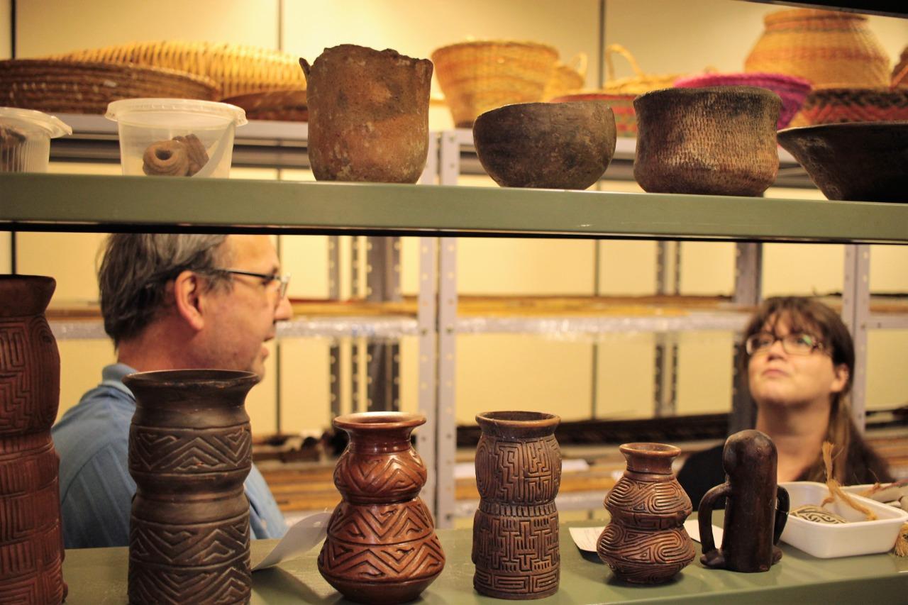 MCG apresenta acervo etnográfico e arqueológico