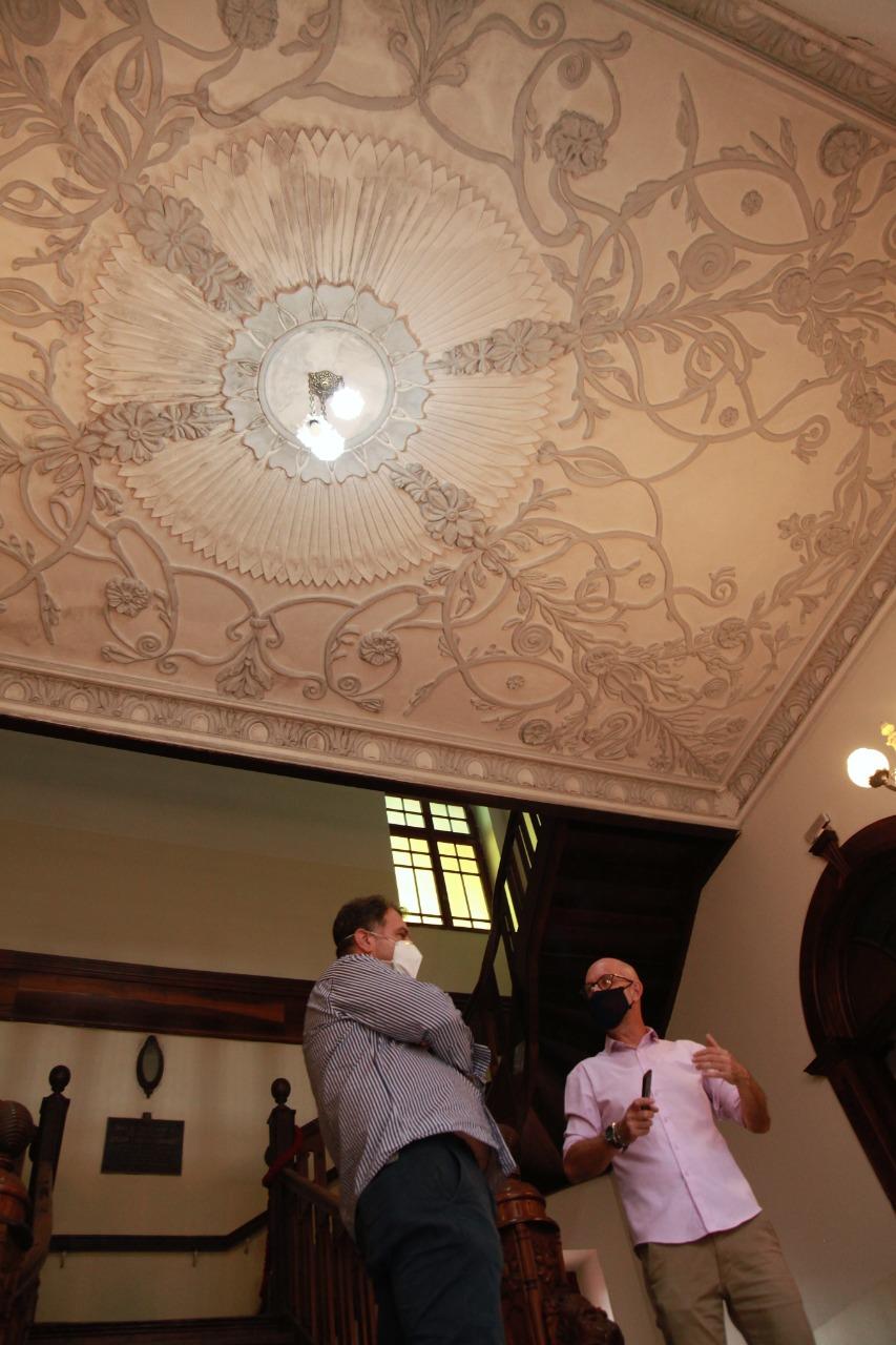 Seti faz visita técnica a museus da UEPG