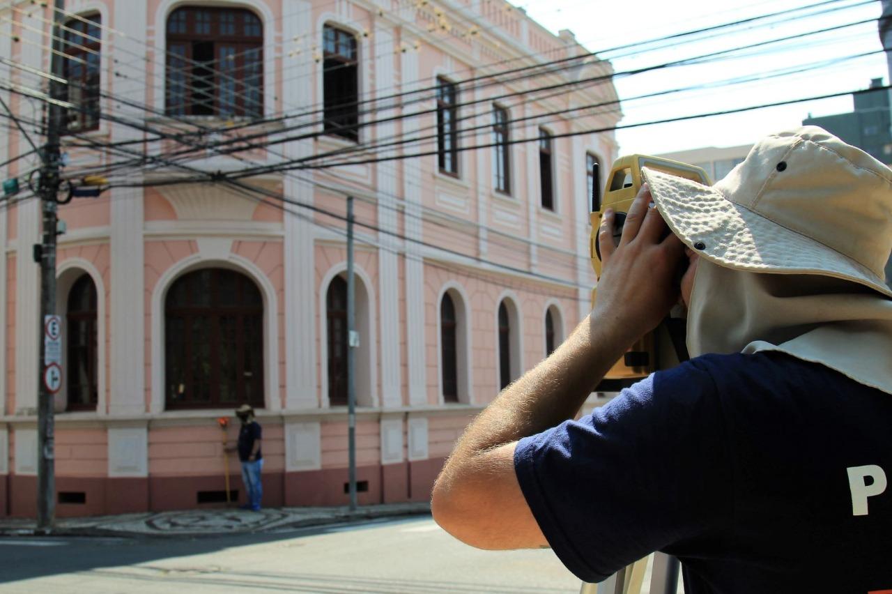 UEPG inicia projeto de restauro da sede histórica do museu