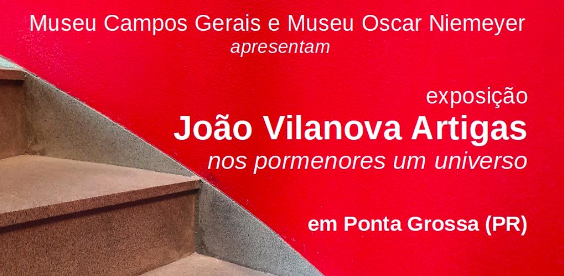 Live às 19h abre exposição do MON em Ponta Grossa