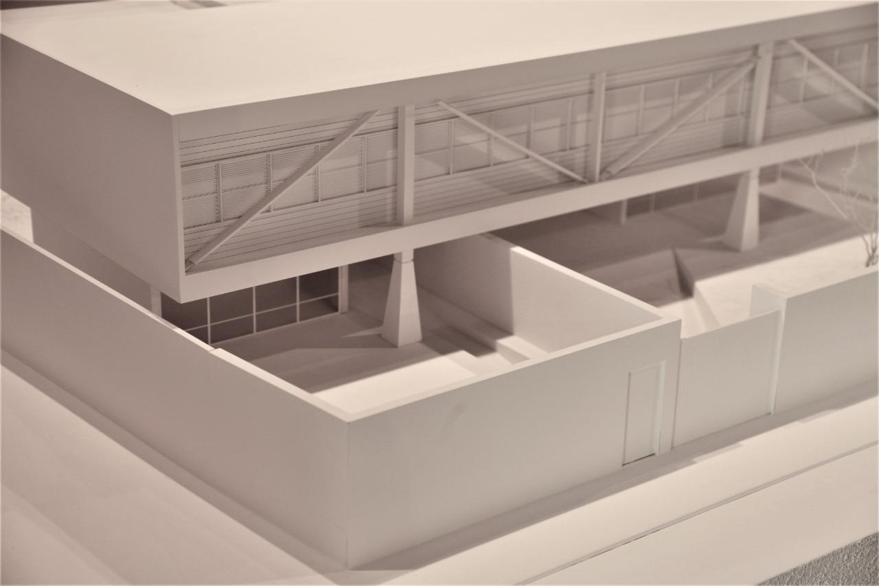 MCG abre agendamento de visita à exposição Vilanova Artigas