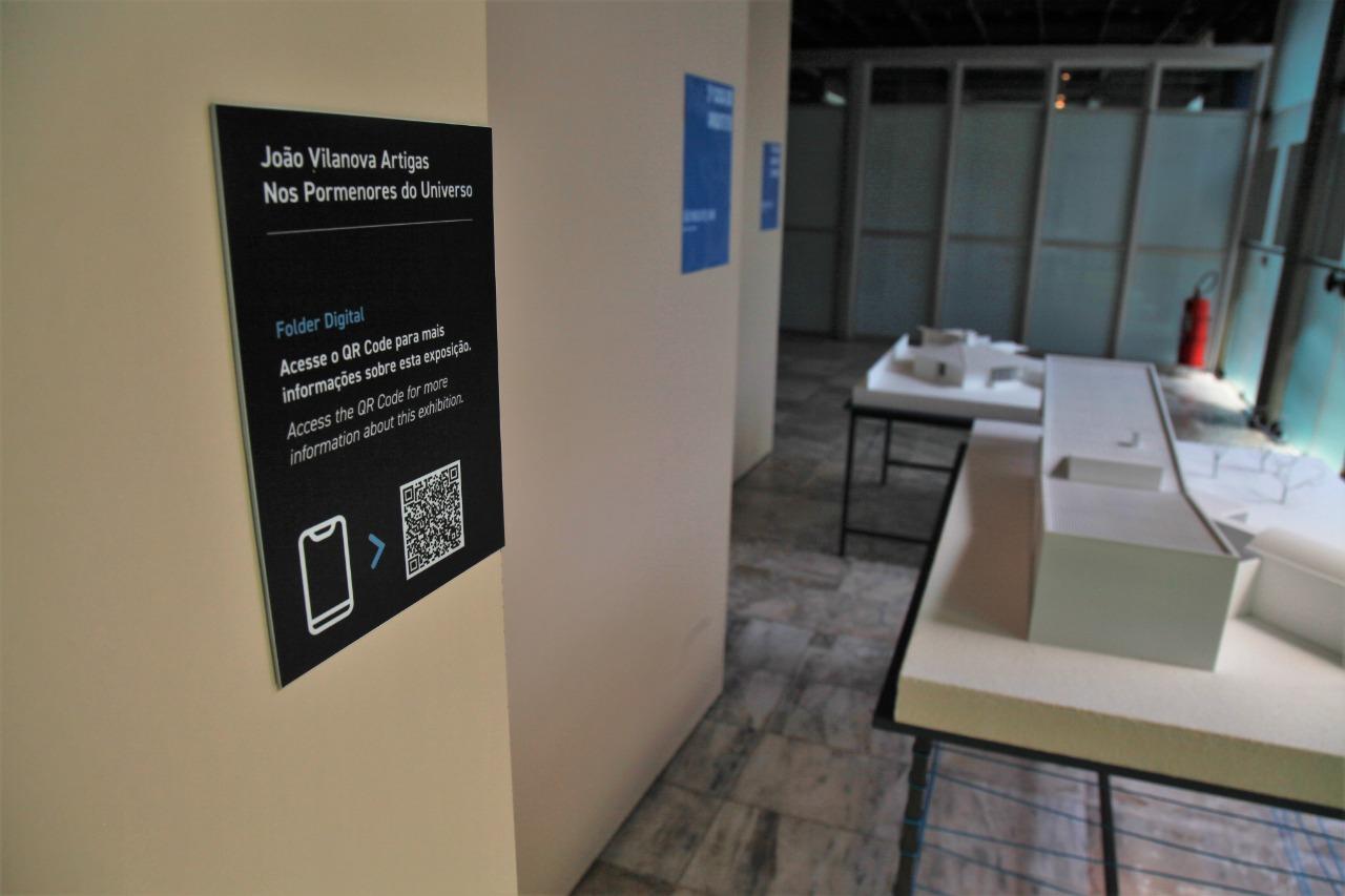 Exposição 'João Vilanova Artigas' aposta em tecnologia e conectividade