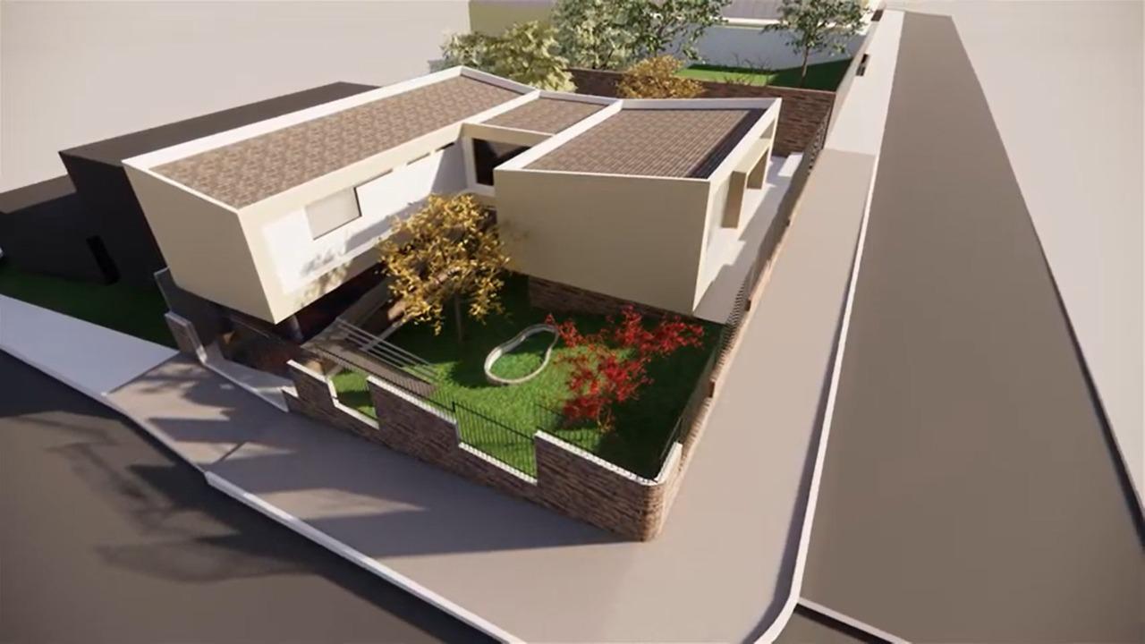 História da Arquitetura Modernista em 3D