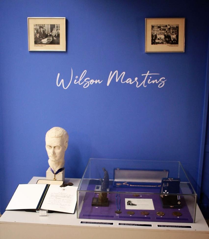 Universidade e crítica no centenário de Wilson Martins