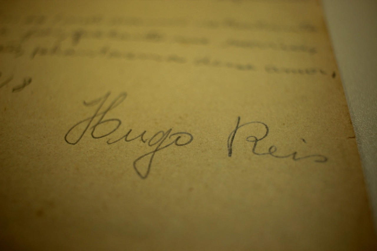Acervo Hugo Reis agora disponível no Memórias Digitais
