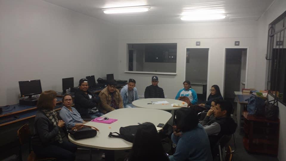 Planejamento – Espaço Coletivo dos Estudantes Indígenas – UEPG