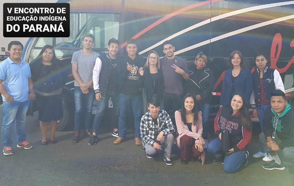 V Encontro de Educação Superior Indígena do Paraná