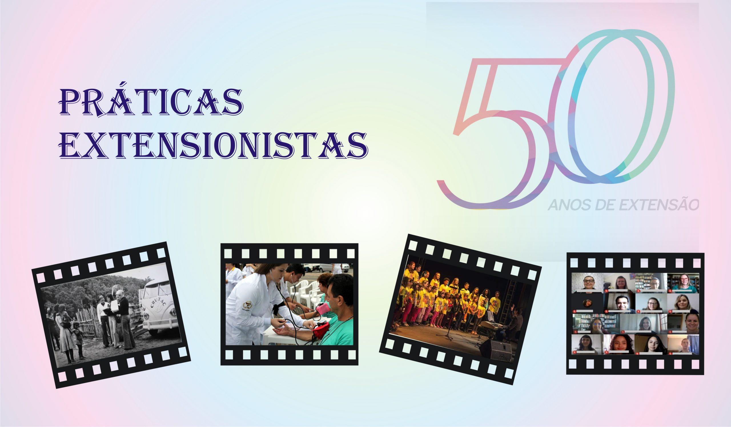 Prorrogação do prazo de submissão de vídeos do evento de Práticas Extensionistas